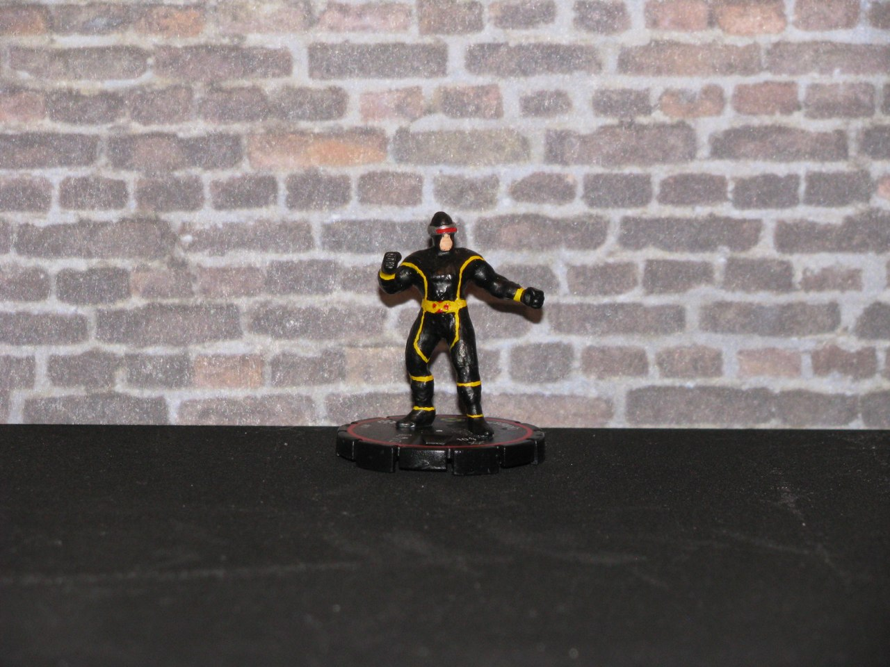 Cyclops - Astonishing X-Men costume